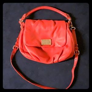 Cherry Red Marc by Marc Jacobs bag
